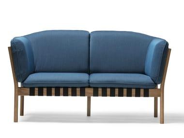 2 seater fabric sofa DOWEL | Sofa