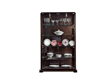 Crystal display cabinet DOWNTOWN | Display cabinet