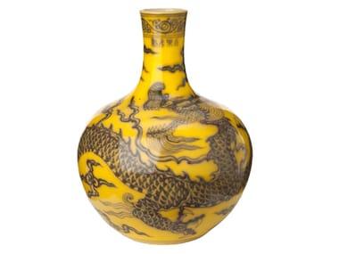 Vaso in porcellana in stile orientale DRAGON