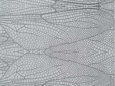 Patterned rug DRAGONFLY