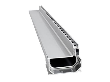 Aluminium Drainage channel and part DRAIN-TECH