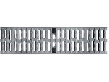 Griglia in metallo DRAINLOCK - Carico A15