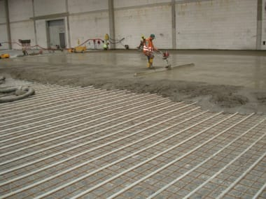 Steel reinforcing fibres DRAMIX® for industrial floor