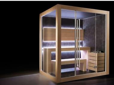 Sauna finlandaise préfabriqué DREAM | Sauna
