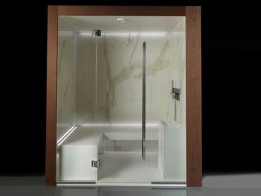 Bagno turco prefabbricato con doccia DREAM | Bagno turco