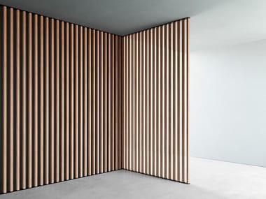 Aluminium Partition wall DRESSWALLSTRIPES SQ-R50