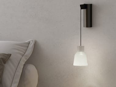 Polycarbonate wall lamp DRIP | Wall lamp