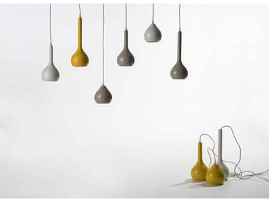 Ceramic pendant lamp DRIP | Pendant lamp