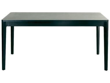 Rectangular wooden table DRIVE   Table