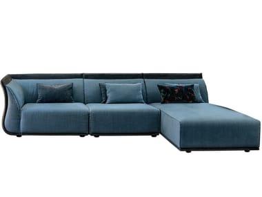 Sectional modular sofa DROP | Sectional sofa