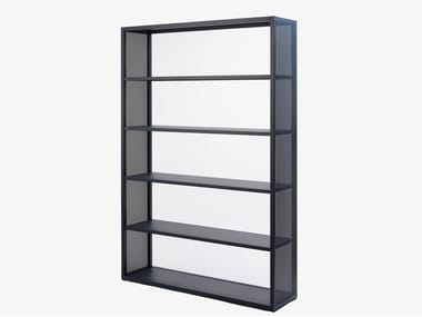 Open double-sided sectional bookcase DRY | Sectional bookcase