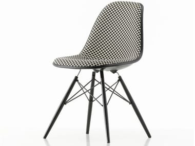 Upholstered fabric chair DSW | Upholstered chair