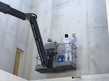 Water repellent water-based paint DTOX Guard®