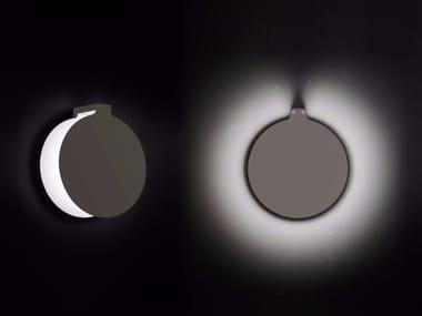 Lampada da parete a LED in metallo verniciato DUCA - 1950