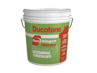 Pittura termica traspirante anticondensa DUCOTONE BIOGEN THERMO