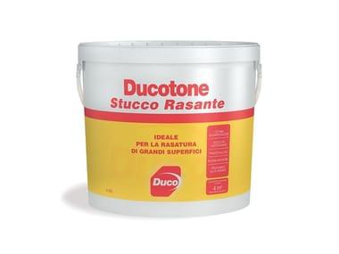 Stucco in pasta DUCOTONE STUCCO RASANTE