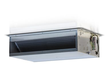 Ceiling concealed ceiling mounted DUCTIMAX