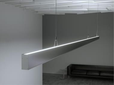 Perfil para iluminación lineal para LED DULIO