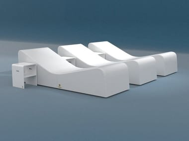 Spa bed with chromotherapy DUNA