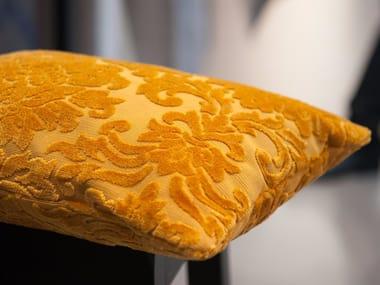 Damask jacquard velvet fabric DUNCAN