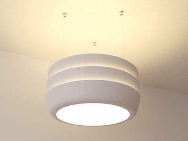 LED PMMA pendant lamp DUNE | Pendant lamp