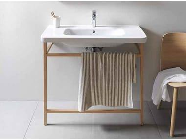 Console washbasin DURAVIT - DURASTYLE CONSOLLE