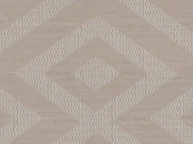 Tessuto jacquard lavabile con motivi grafici DURHAM