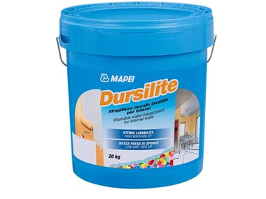 Washable water-based paint DURSILITE