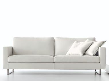 Sofá secional de tecido com estojo removível DYNAMIC PLUS