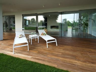Decking in legno Decking