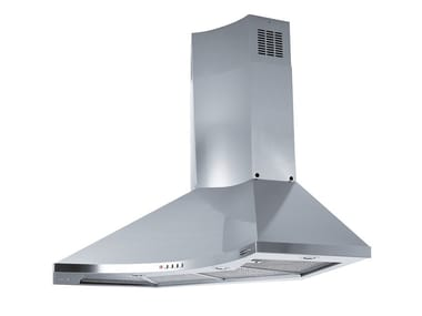 Corner stainless steel cooker hood FDPA 904 XS