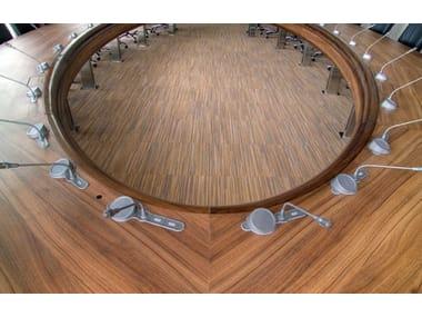 Carpet tiles Desso Libra Lines