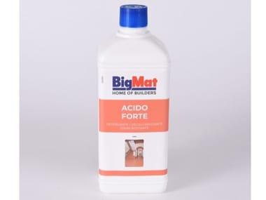 Soluzione acquosa di acidi forti Acido forte