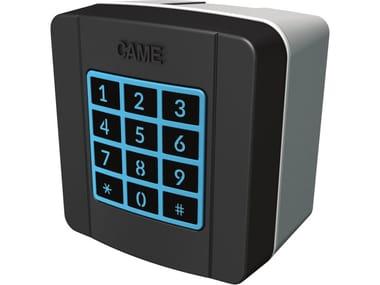 Automatic gate opener Digital selectors