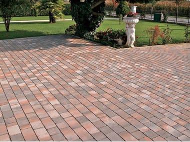 Concrete paving block Dismano®