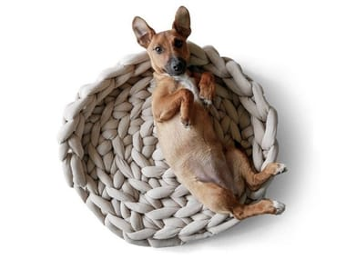 Cotton dogbasket PET BED