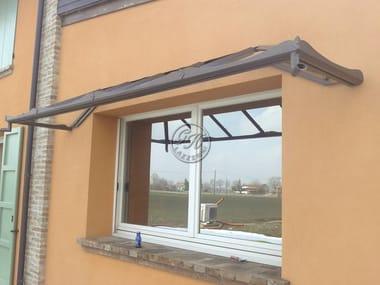 iron door canopy door canopy 14