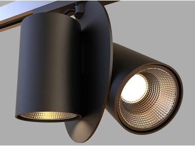 Illuminazione a binario in alluminio E/CLISSI
