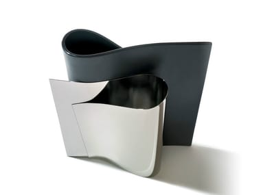 Stainless steel vase E-LI-LI