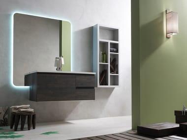 Sistema bagno componibile E.LY J - COMPOSIZIONE 37