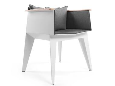 Cadeira com braços E3
