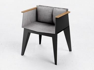 Chair with armrests E3
