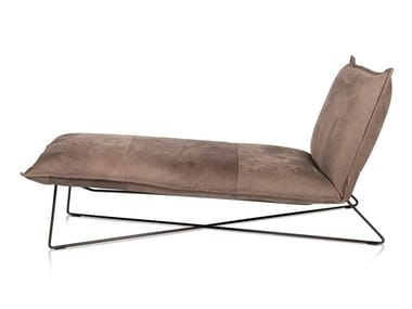 Leather day bed EARL | Day bed