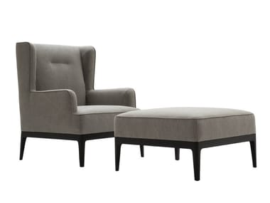 High-back armchair EARL | High-back armchair
