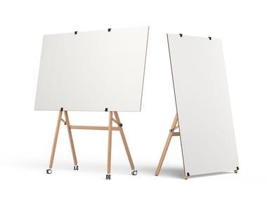 Beech office whiteboard EASEL