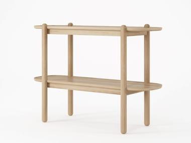Consolle in legno massello EAST | Consolle