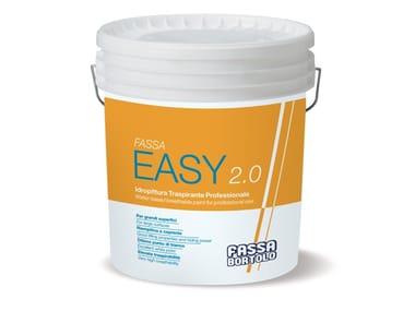 Idropittura traspirante professionale per interni FASSA EASY 2.0