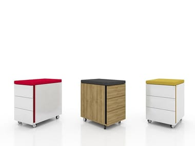 Office drawer unit with casters EASYBOX