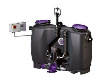 Oil separator EASYCLEAN