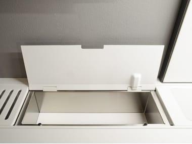 Accessorio per canale attrezzato EASYRACK KITCHEN FLAT | Contenitore